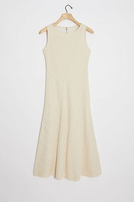 Anthropologie Carmiel Textured Midi Dress