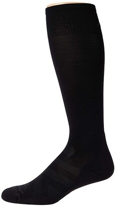 Darn Tough Vermont RFLC OTC Ultra-Lightweight with Cushion (Black) Men's Crew Cut Socks Shoes