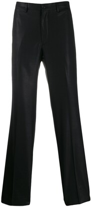 Giorgio Armani Pre-Owned 2005 Straight-Leg Trousers