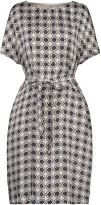 Cappellini by PESERICO Knee-length dresses - Item 34986448QG