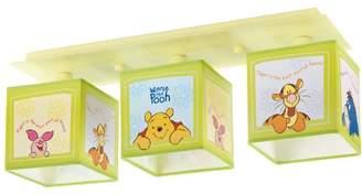 Dalber 73665 - Winnie The Pooh - Set of 3 Lights Ceiling Lamp
