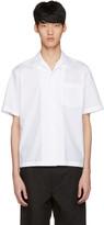 Stella McCartney White 'Members and Non Members' Shirt