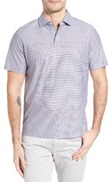 Maker & Company Men's Stripe Polo