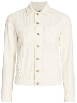 L'Agence Celine Slim Corduory Jacket