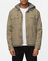 Tavik Men's Droogs Military Style Jacket