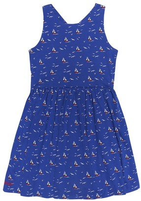 Polo Ralph Lauren Printed cotton dress