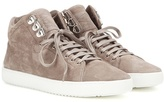 Rag & Bone Kent High-top Leather Sneakers