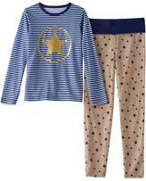Girls 4-12 Chloe & Olivia Star Pajama Set
