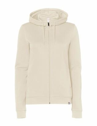 CARE OF by PUMA Women's Zip Through Fleece Hoodie Grey EU XL (US 12-14)