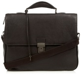 J By Jasper Conran Designer Brown Leather Briefcase