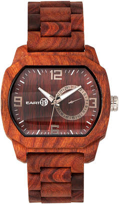 Earth Wood Unisex Scaly Watch