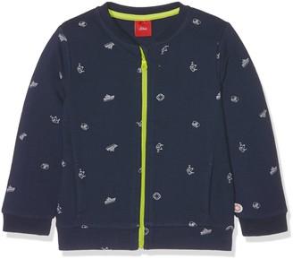 S'Oliver Baby Girls' 65.802.43.5013 Sweatshirt