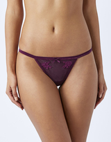 Accessorize Izzy Guipure Thong