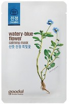 Goodal Watery-Blue Flower (Forget Me Not) Calming/Soothing Mask - 5 count