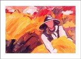 3.1 Phillip Lim 1art1 Posters: Diaa Fadel Poster Art Print - Segadores x 22 inches)