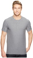 The North Face FlashDry Heather Henley Men's Short Sleeve Pullover