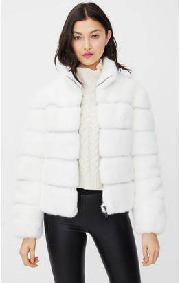 Singer22 JODI FAUX FUR JACKET