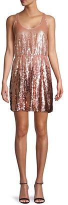 Parker Sequin Mini Dress