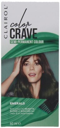 Clairol Color Crave 60ML Semi Permanent Hair Colour Emerald