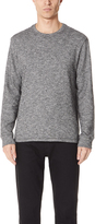 Club Monaco Marled Size Zip Sweater