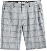 Hurley Men's Plaid Shorts