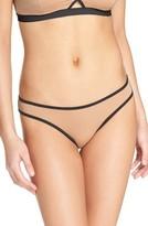 Madewell Women's Jersey Bikini