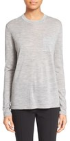 Alexander Wang Women's Wool & Silk Crewneck Sweater