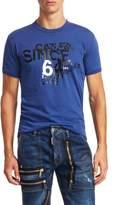 DSQUARED2 Men's Chic Dan Fit Crewneck T-Shirt