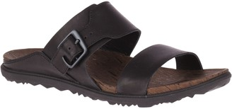 Kathmandu Merrell Around Town Women's Luxe Buckle Slide Sandals