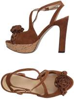 Twin-Set Sandals - Item 11270672