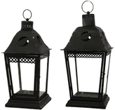 A&B Home Hanging Lantern - Set of Two