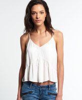 Superdry Essential Frill Cami Top