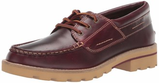 Sperry Women's A/O Lug Boat Leather Shoes