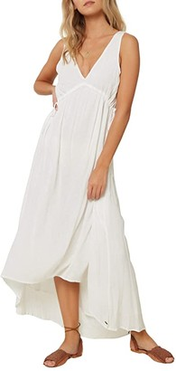O'Neill Bray Dress (Bright White) Women's Dress