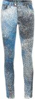 Kenzo 'Sand' skinny jeans