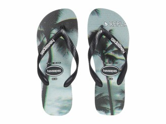 Havaianas Men's Top Photoprint Flip Flop Sandal