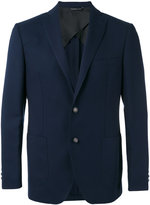 Tonello patch pockets blazer - men - Virgin Wool - 48