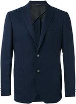 Tonello patch pockets blazer - men - Virgin Wool - 48