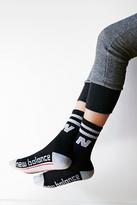 New Balance Womens CLASSIC NB SOCK