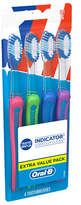 Oral-B Indicator Toothbrushes Soft