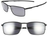 Oakley Men's Conductor 6 58Mm Polarized Sunglasses - Black
