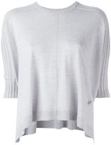 Kenzo oversized knitted top
