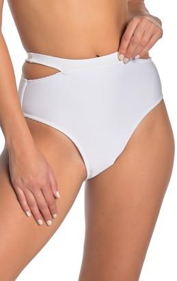 Vitamin A Coco High Waist Bikini Bottoms