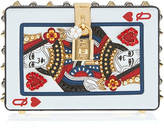 Dolce & Gabbana Queen of Hearts Card Clutch