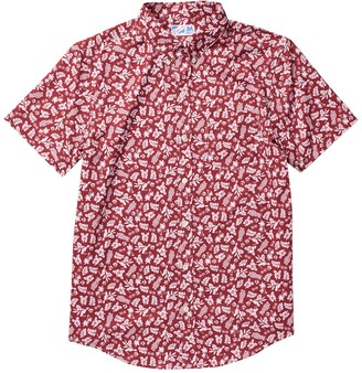 Bermies Aloha Hawaiian Short Sleeve Shirt