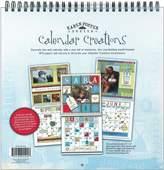 Scrapbook Karen Foster Design Blank Wall Calendar
