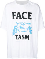 Facetasm printed T-shirt