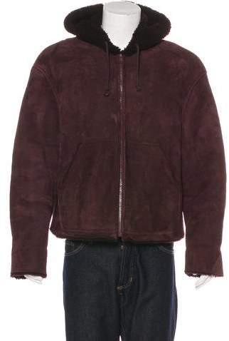 Yeezy 2017 Short Shearing Jacket