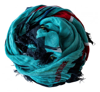 Zadig & Voltaire Multicolour Polyester Scarves