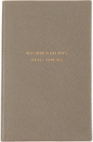 Smythson 'Inspiration and Ideas' Panama Notebook